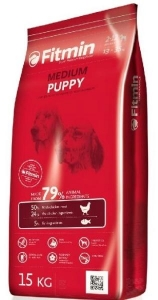 Fitmin Dog Medium Puppy 15kg
