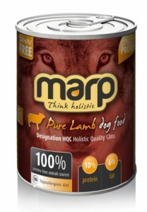 Marp Holistic Dog konzerva Pure Lamb 400g