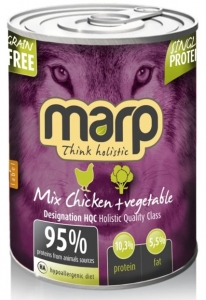 Marp Mix Chicken and Vegetable konzerva 400g