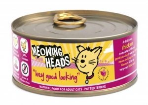 MEOWING HEADS Hey Good Looking konz. 100g