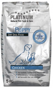 PLATINUM Natural Puppy Chicken 5kg