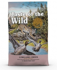 Taste of the Wild Lowland Creek 6,6kg