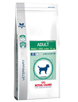 Royal Canin VC Canine Adult Small Dog 4kg