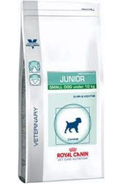 Royal Canin VC Canine Junior Small Dog 4kg