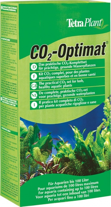TETRA systém CO2 Optimat
