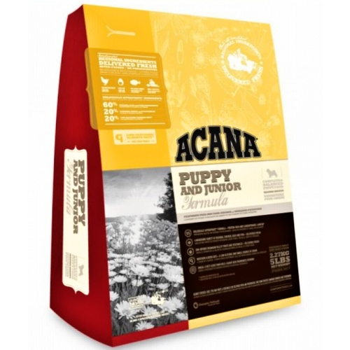 Acana Dog Puppy & Junior 18kg