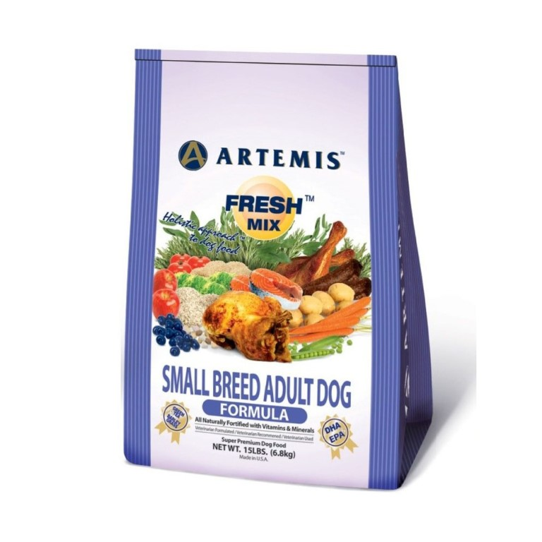 Artemis Fresh Mix Small Breed Adult 1,8kg
