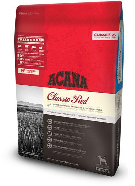 Acana Dog Classic Red 6kg