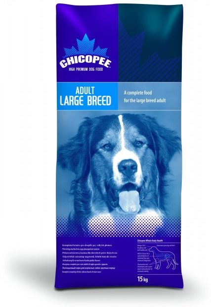 Chicopee Dog Dry Adult Large Breed 15kg
