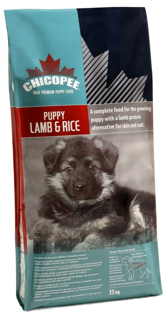 Chicopee Dog Dry Puppy Lamb&Rice 15kg