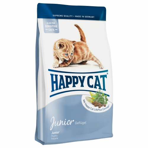 Happy Cat Supreme Fit&Well Junior 4kg