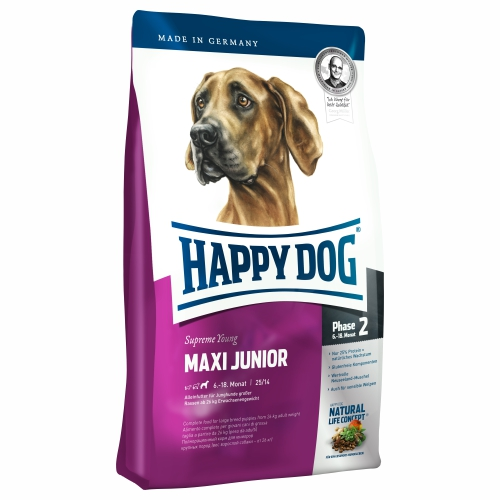 Happy Dog Supreme Maxi Junior 15kg