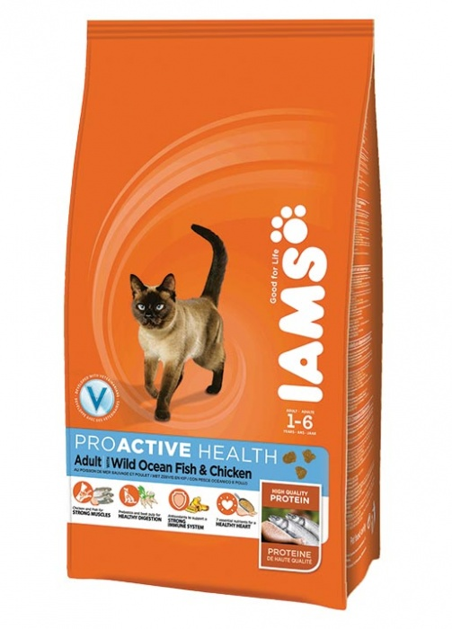 IAMS Cat rich in Ocean Fish 1,5kg