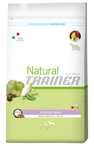 Trainer Natural Maxi Senior 12,5kg