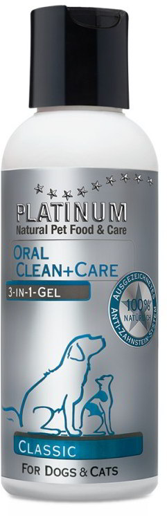 Platinum Natural Oral Clean&Care CLASSIC GEL 120ml