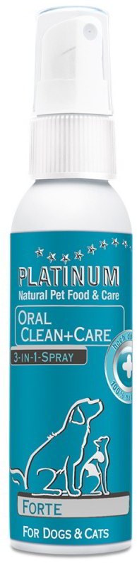 Platinum Natural Oral Clean&Care FORTE SPREJ 65ml