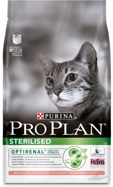 Pro Plan Cat Sterilised Salmon 3kg