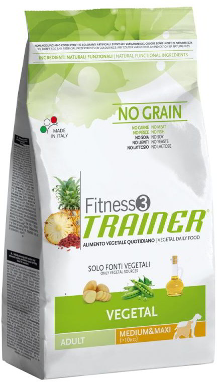 Trainer Fitness Adult Medium/Maxi Vegetal 12,5kg