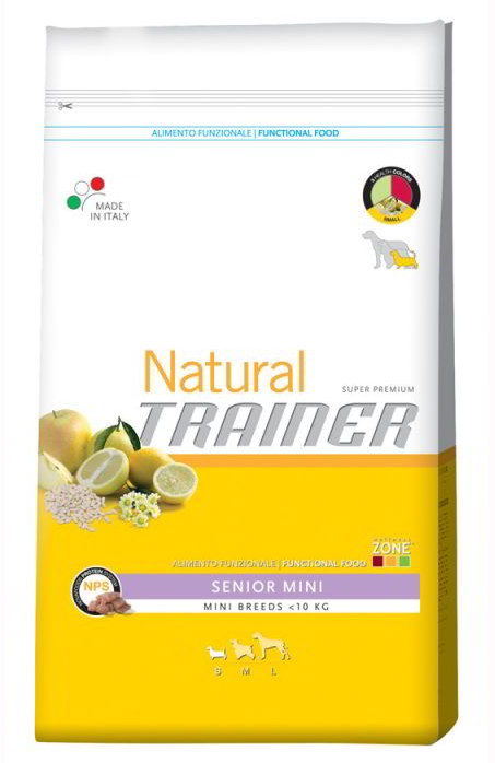 Trainer Natural Mini Senior 2kg