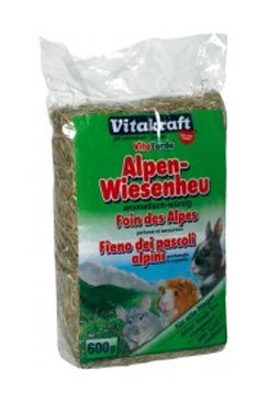 Vitakraft Rodent Seno Vita Verde Small Animal 600g